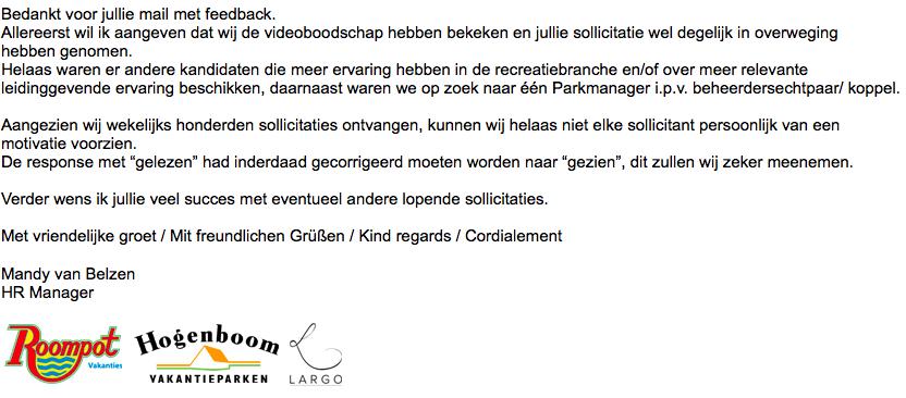"motivatiebrief ikea oh oh ""recruiterend"" Nederland toch… – Jurjen de lange motivatiebrief ikea"